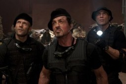 Hollywood and Fine Reviews 'The Expendables 2': Botox boys club | AIDY Reviews... | Scoop.it