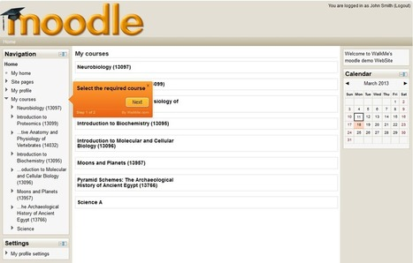 Using Moodle Has Never Been Easier | Wepyirang | Scoop.it
