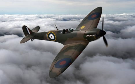 Is there a squadron of Spitfires buried in Birmingham? | Quite Interesting News | Scoop.it