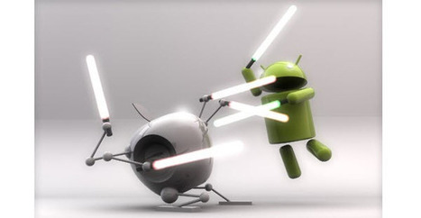 The Smartphone Wars in 2013: Bold Predictions on iPhone, Android, Nokia and Microsoft   All Digital Goodness   Scoop.it