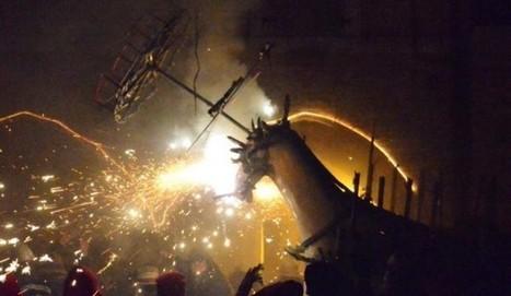 Il Cavallo di Fuoco, spettacolo da non perdere | Le Marche un'altra Italia | Scoop.it
