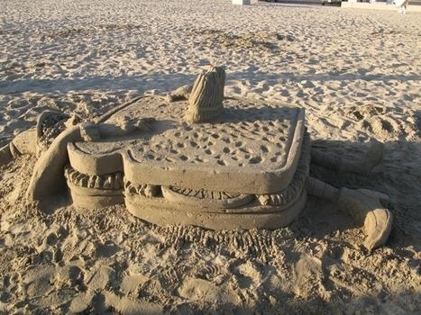 Corona del Mar Sandcastle Contest   October 7, 2012 - Corona del Mar Homes   Newport Beach Real Estate   Scoop.it