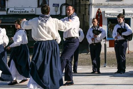 Bagpipes, Inlets & Forests. Scotland? No, Green Spain. | Travel Northern Spain | Scoop.it
