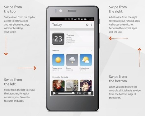 Ubuntu's foray into phones brings a fresh approach, but will consumers take to it? - The Conversation UK | Peer2Politics | Scoop.it