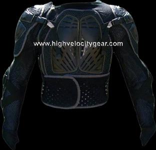 Temperature Regulating Motorcycle Body Armor | highvelocitygear | Scoop.it