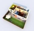 Grafika2D.pl - Plany mieszkań 2D dla wymagających, Rzuty mieszkań 3D | Grafika Komputerowa 2D | Scoop.it