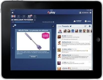 M6, un acteur de premier plan sur le marché de la vidéo en ligne et de la Social TV | Digital Experiences by David Labouré | Scoop.it