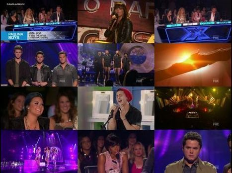 The X Factor US Season 3, Episode 13 – Top 12 Perform | Daily TV-Shows for You | My Media | Scoop.it