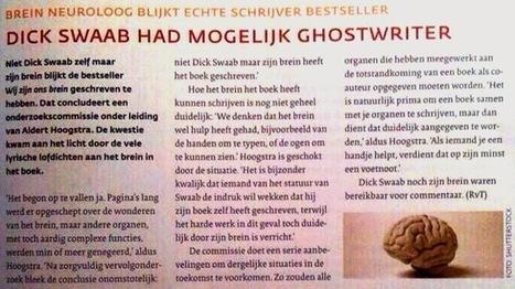Onderwijskunde in Utrecht: Casper bespreekt: Dick Swaab - Wij zijn ons brein   Hersenwerk   Scoop.it