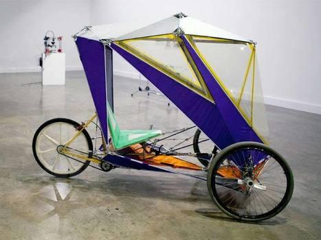 Déchets + impression 3D = FAB velo   Vélo et Design   Eco-conception   Scoop.it