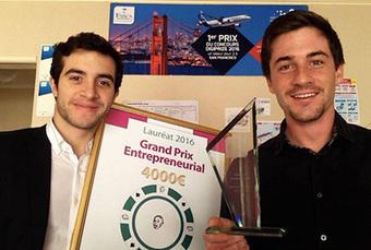 PMR Street, des graines d'entrepreneurs made in ESSCA | Actualités ESSCA | Scoop.it
