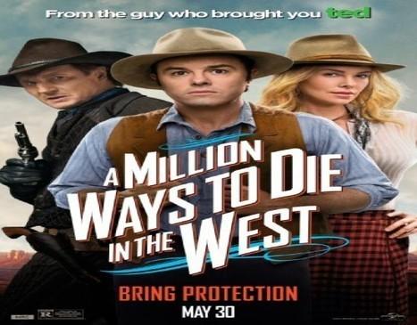فيلم الكوميديا والجريمة A Million Ways to Die in the West 2014   aflem   Scoop.it