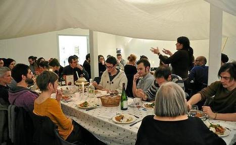 La Dînée, des repas pour soutenir l'art | Art, Culture & Société | Scoop.it