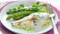 Codfish with Asparagus | Authentic recipes | Scoop.it