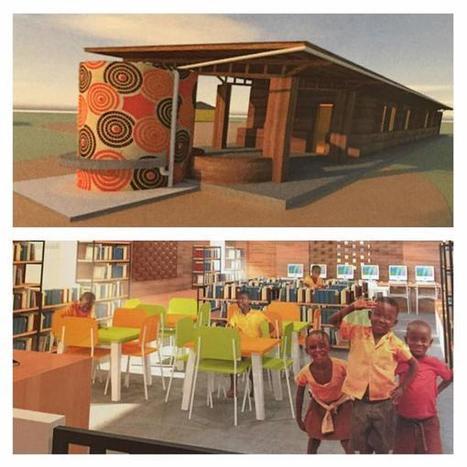 Anjuli Patil on Twitter | Library design | Scoop.it