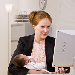 Four Ways to Balance Motherhood with a Career in the C-Suite ... | Women in Leadership | Scoop.it