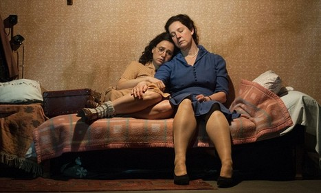 Anne Frank's diary brought to life in new multimillion pound play featuring stunningly realistic sets in specially-built Amsterdam theatre | British Genealogy | Scoop.it