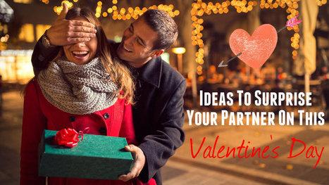 Ideas To Surprise Your Partner On This Valentine's Day | Online birthday cake in Brisbane | Creative cakes by Deborah Feltham | Scoop.it
