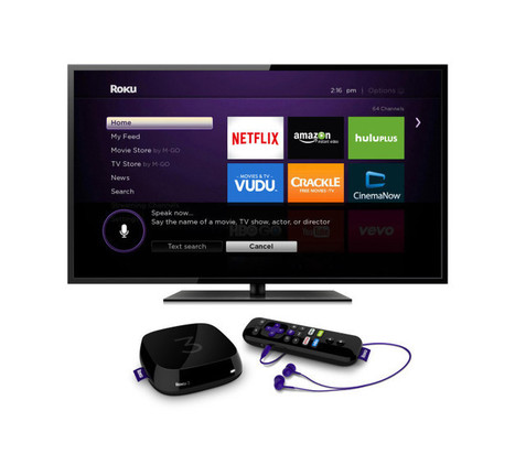 Nielsen Will Begin Measuring Video Ads On Roku | TV is everywhere | Scoop.it