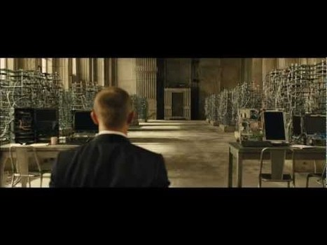 SKYFALL TWO MINUTE TRAILER | Amara | Learning English Matters | Scoop.it