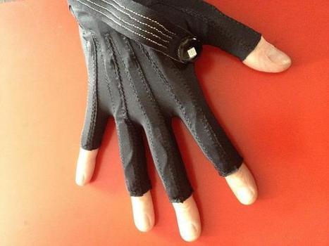 Imogen Heap's magical music gloves make for handmade beats - CNET | Industry News: Mi.Mu Gloves | Scoop.it