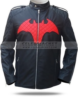 Terry McGinnis Batman Beyond Leather Jacket   Celebsjacket.com   Scoop.it