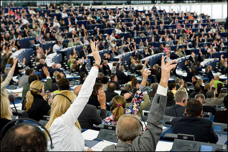 European Parliament adopts tough new data protectionrules | great buzzness | Scoop.it