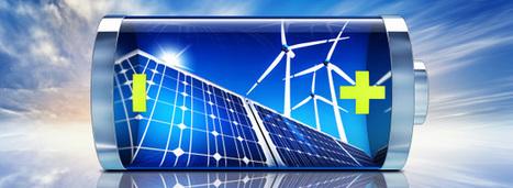 Marché du stockage de l'énergie: les entreprises françaises doivent développer leurs atouts   Energies Actus   Scoop.it
