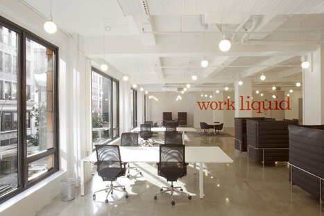 New Coworking Space Launched in Union Square, New York | All About Coworking | Scoop.it