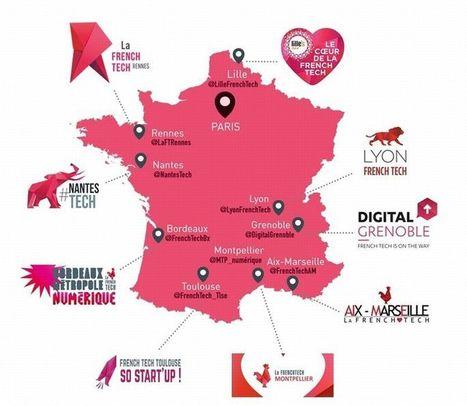 Neuf villes françaises reçoivent le label « French Tech »   Actualité des laboratoires du CNRS en Midi-Pyrénées   Scoop.it