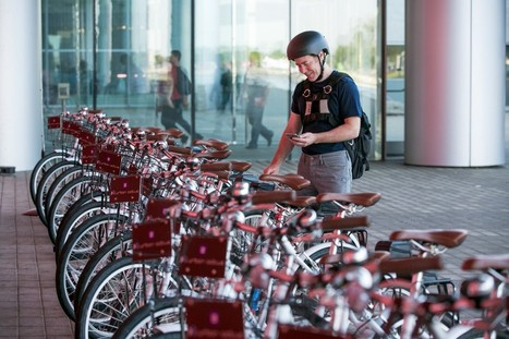 GM Prepares For The Future With Bike Sharing Program At Its Warren Technical ... - Forbes | Peer2Politics | Scoop.it