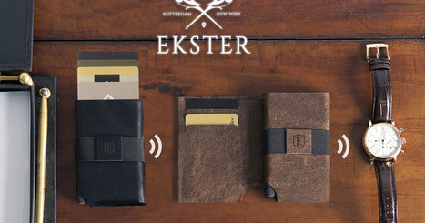 EKSTER: The Next Generation Wallet | Cool Companies, Products & Services | Scoop.it