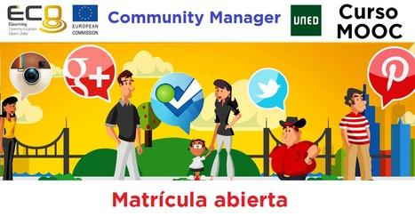 Matrícula abierta del nuevo #MOOC en proyecto ECO: El Community Manager | Creatividad en la Escuela | Scoop.it