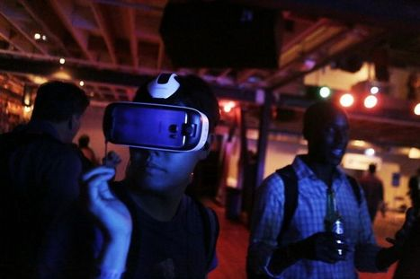 Filmmakers see virtual reality as the next storytelling medium | immersive media | Scoop.it