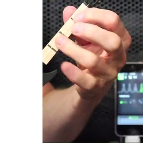 Crowdfunded Gadgets That Let You Play Music, Charge, And Wash ... | Nashville Local Rock | Scoop.it