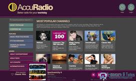 AccuRadio : la radio internet qui décoiffe ! (+ de 600 stations en écoute !) | Freewares | Scoop.it