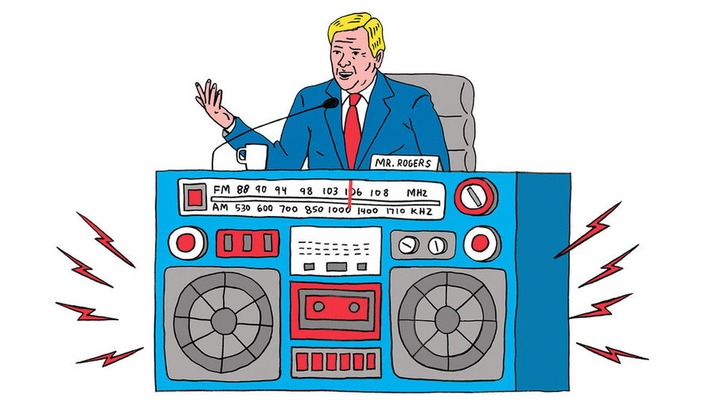 Radio Killed the Political Star | A Marketing Mix | Scoop.it