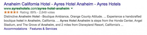 How Google's rich snippets features drives hotel bookings | management tourism | Scoop.it