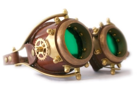steampunk goggles | VIM | Scoop.it