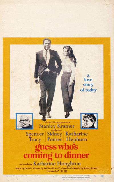 Guess Who's Coming to Dinner Movie Review (1968) | Roger Ebert | African Americans in Films and TV | Scoop.it
