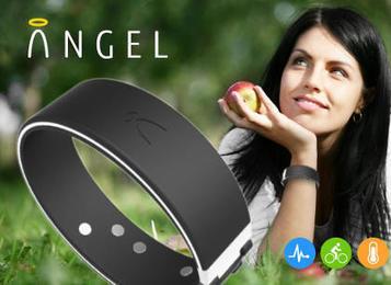 Angel un bracelet connecté open-source pour santé et fitness | La Domotique et le Net | Scoop.it