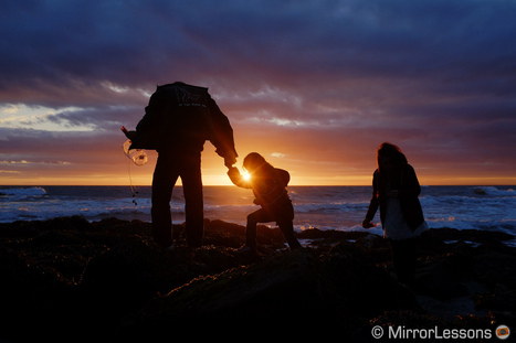 Behind the Photograph - One evening on the rocks with the Fujifilm X100s | Mirrorlessons | fuji x100s | Scoop.it