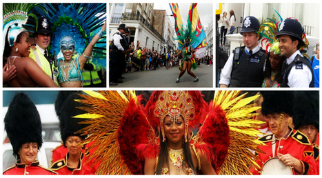 Notting Hill Carnival | English Lesson Plan with videos for ESL EFL teachers | EFL Teaching Journal | Scoop.it