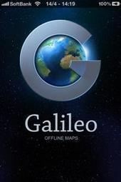 Galileo Offline Maps | I pod touchデジアナ手帖 | Scoop.it