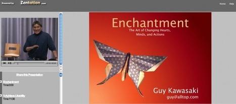 3 Free (But Powerful) Presentation Tools For Teachers - Edudemic | inspiring | Scoop.it