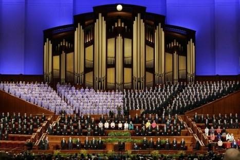 Les mormons réitèrent leur opposition au mariage entre conjoints de même sexe   Brady McCombs   États-Unis   Autres Vérités   Scoop.it