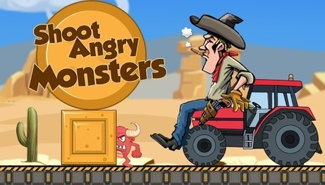 Shoot Angry Monster | Android Games By Bright Geeks | Scoop.it