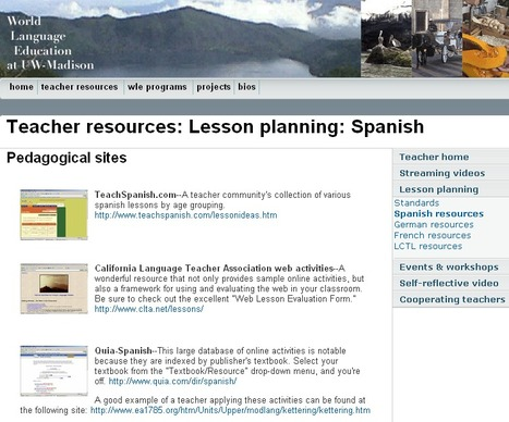 World Language Education: Lesson planning | Teaching Foreign Languages | Scoop.it
