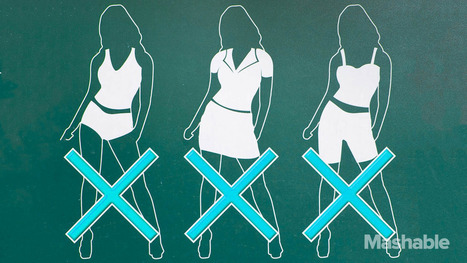 6 ways students are fighting back against sexist school dress codes | Pink and Blue | Scoop.it