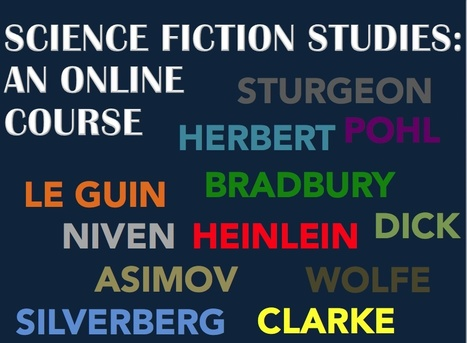Science Fiction Studies (Online College Course) | AboutSF | Teaching Science Fiction | Scoop.it